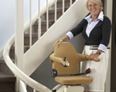 Curved Chair Stairlift